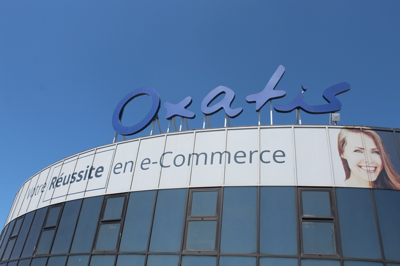 Oxatis solution e-commerce leader en Europe