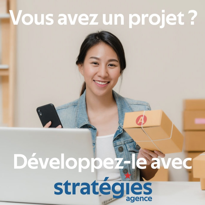projet e-commerce marketing
