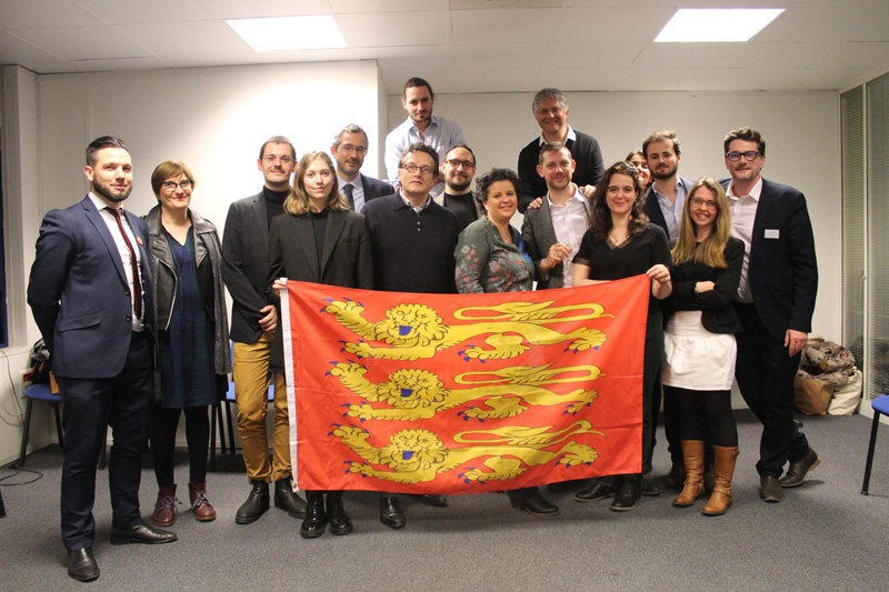 Les Conquérants Normands association business Paris Rouen Caen le havre Normandie