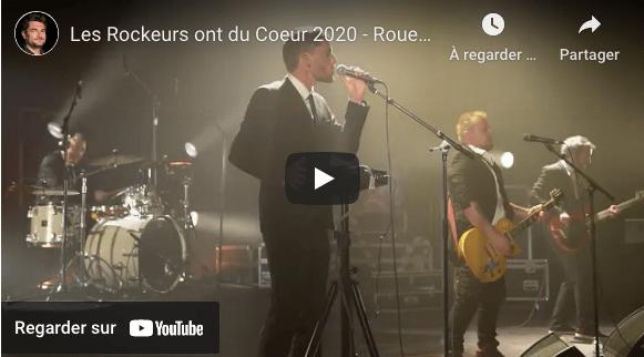 Les Rockeurs ont du Coeur à Rouen 2020 sur La Chaîne Normande