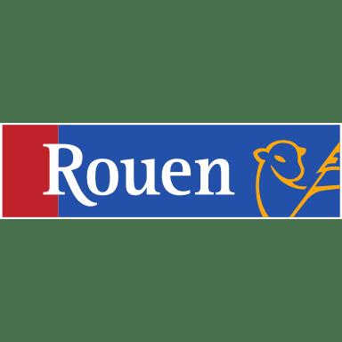 logo rouen partenaires des Rockeurs ont du Coeur