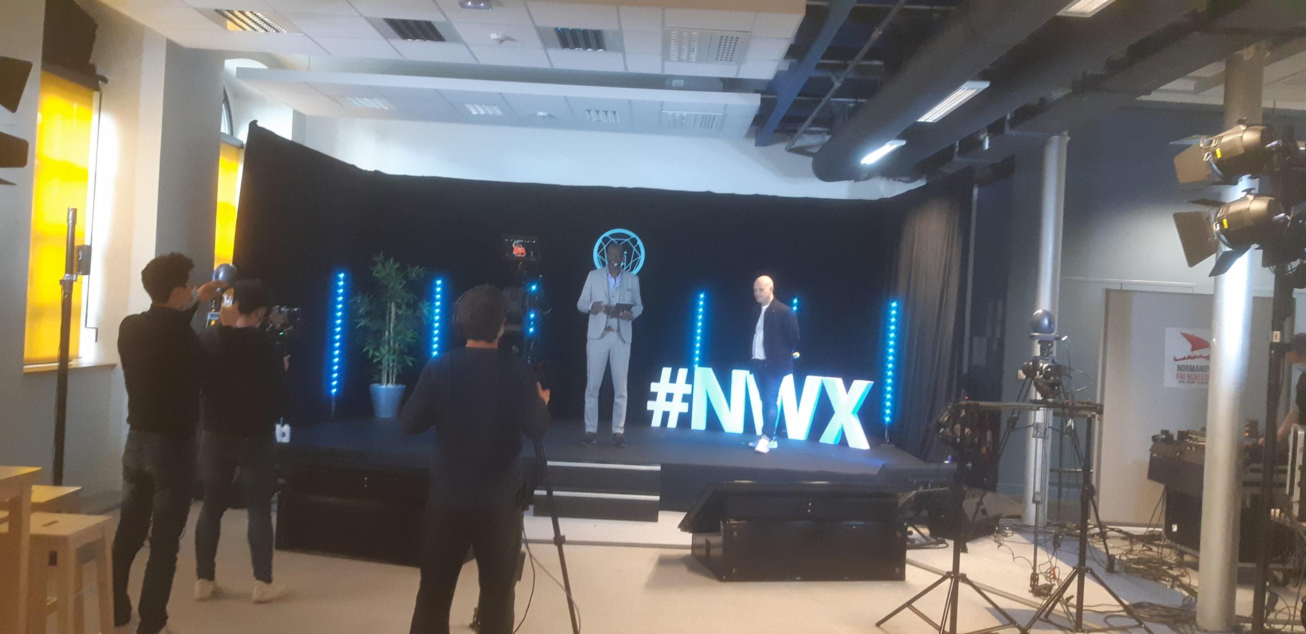 NWX Winter Festival filière numérique normandie Seine Innopolis startups
