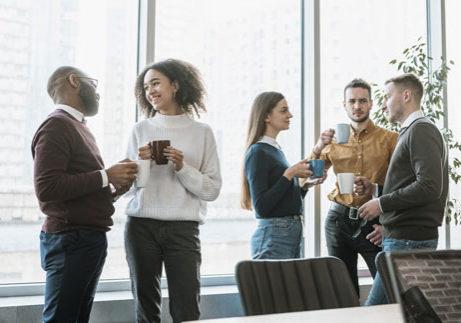 réunion business incubateur stratégies